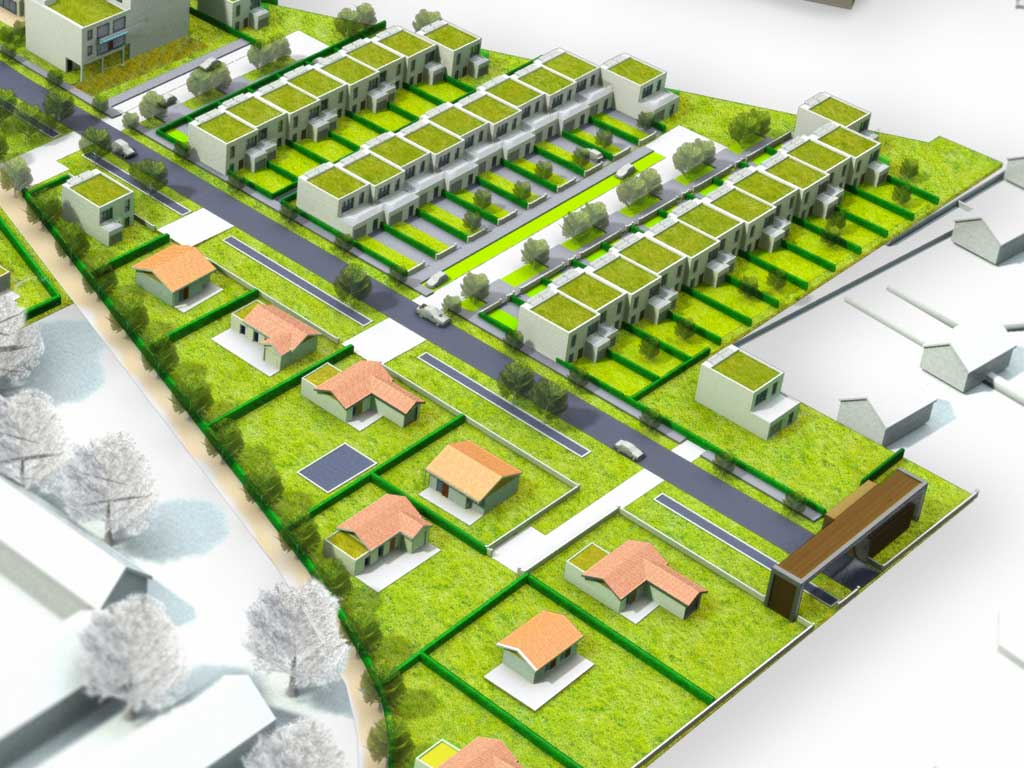 Genlis : terrains viabilisés pour maison individuelle