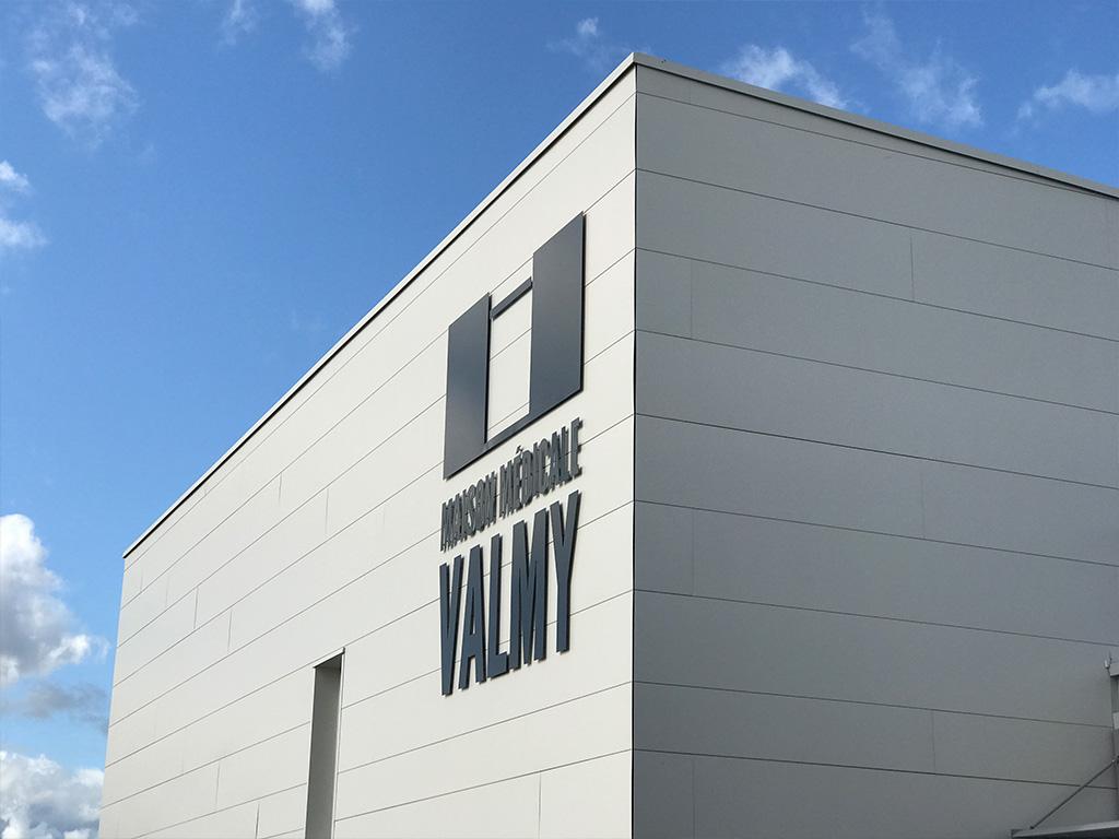 Maison Médicale Valmy à Dijon - SEM