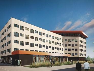 Le bâtiment Novacenter
